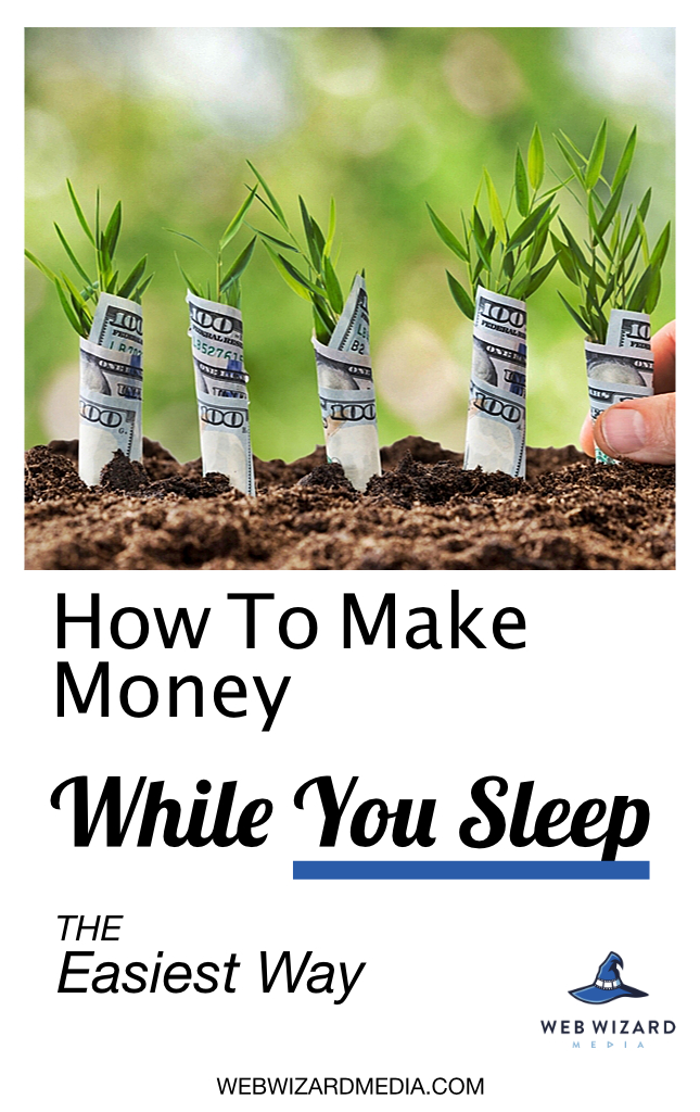 How to make money while you sleep